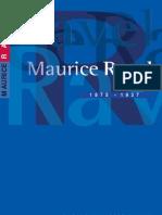 Ravel Maurice