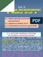Cap8 Macro Echilibrulmacro is Lm