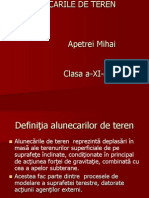 ALUNECARILE DE TEREN.ppt