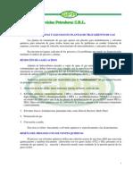 01.- Controles de Aminas y Glicoles en Plantas de Tratamiento de Gas