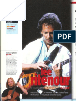 Acoustic -Guitar Techniques- Etudes Lee Ritenour