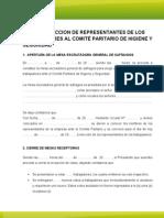 Acta Elecciones