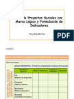 Marco-Logico Proyect Social