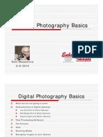 DPB -Basics SLR