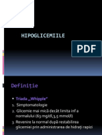 Hipoglicemiile Oct 2012
