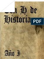 Con H de Historia