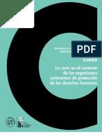 CDHDF en el contexto de organismos autónomos de protección