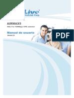 Manual Airmax52