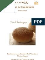 1.- Panadería - Zaid - Pan de Hamburguesa - Pan de Perro caliente - Pan de Sandwich