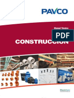 PAVCO Manual Técnico - Tubosistemas Construcción