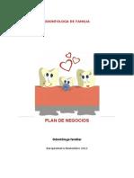 Plantilla Plan de Negocio II