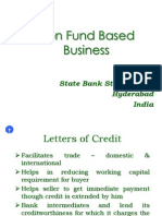 Assessment of Non Fund Based Limited - Letter of Credit