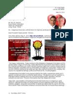 Drumbeat Rex & Barack 13-05-23 Shell Oil #1
