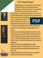 Who is Douglas Macgregor?