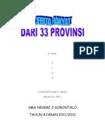cerita rakyat 33 provinsi