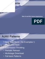 AJAX Patterns Web20