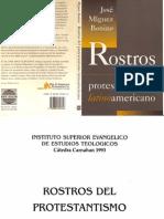 Rostros Del Protestantismo