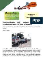 Cinquentinhas não podem ser mais apreendidas pela CPTran na Paraíba