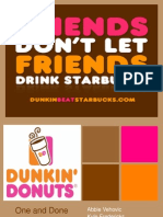 Dunkin Donuts Presentation