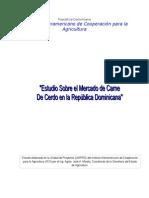 Estudio de Mercado Producción Porcina 1994-2003
