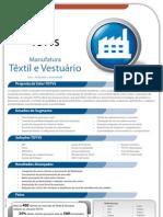 Manufatura - Textil & Vestuario (Portugues)