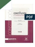 Constitucion Comentada - Tomo II - Peru