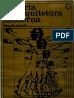 BENEVOLO, Leonardo - História da Arquitetura Moderna (269)