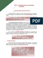 Derecho Tributario Unidades 1 y 2