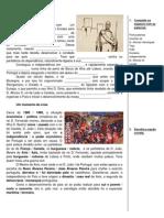 a Historia de Portugal