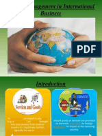 Copy of Import Management in International Business