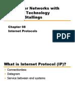 08 Internet Protocols