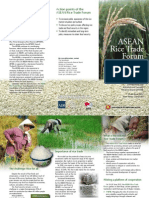 ASEAN Rice Trade Forum