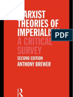 Brewer, Anthony(Marxist Theories of Imperialism)