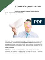 5 Erros Das Pessoas Superprodutivas