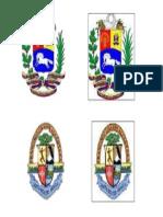 Escudo de Venezuela y de Francisco linares alcántara