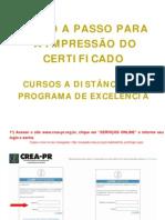 Passo a passo impressao do certificado.pdf