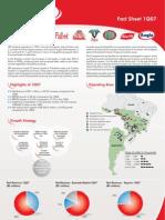 1Q07 Fact Sheet