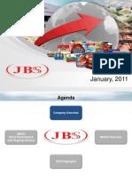 Presentation JBS