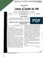 Memoria BCRP 1931
