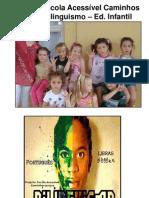 educação infantil 1ª a 4ª aula