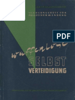 Waffenlose Selbstverteidigung - Volkspolizei / VOPO