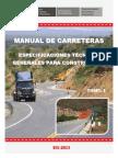 Tomo I Especificaciones Tecnicas Generales Para Construccion - EG-2013