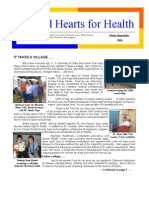 Winter 2010 Newsletter