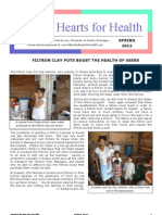Spring 2012 Newsletter