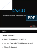 2600hz Kazoo Kamailio Integration Deck from Kamailio World