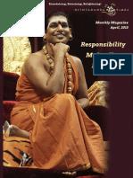 Nithyananda Times April 2013