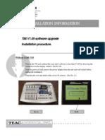 788 Manual for DAW