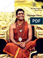 Nithyananda Times March 2013