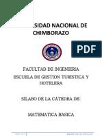 Silabo Mate Basica 2013 Unach (2)
