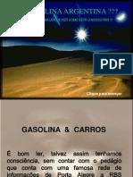 Gasolina e Carrros Na Argentina Autor Desconhecido